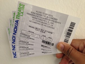 Klose To My Soul at Nokia Theatre L.A. LIVE Tickets